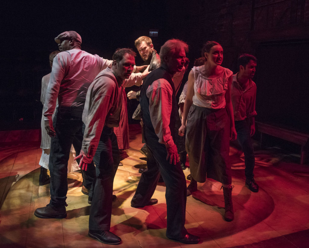 Crime and Punishment – Shattered Globe Theatre
